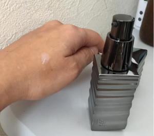 B.A セラム レブアップ美容液のテクスチャー-画像