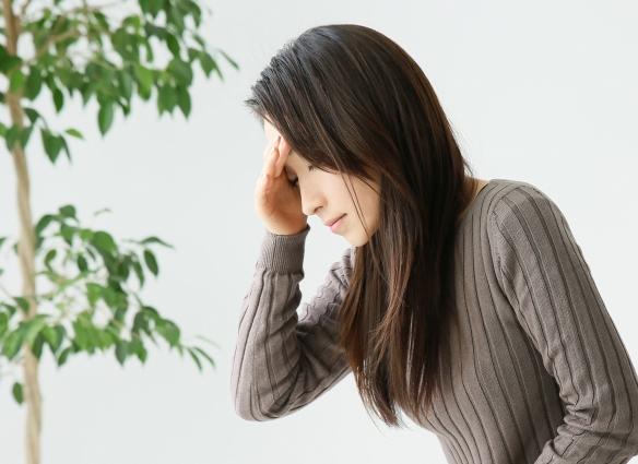 女性の老化の原因ストレス-イメージ